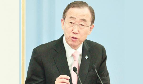Ban Ki Mon Junobi Korea Kay Agle Saddar Ban Sakte Hain