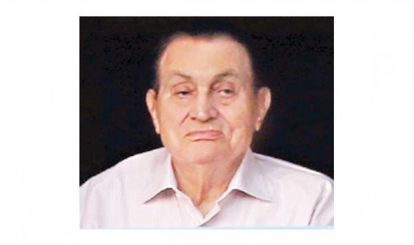 Hasni Mubarak