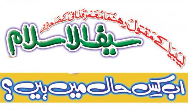 Saif Ul Islam