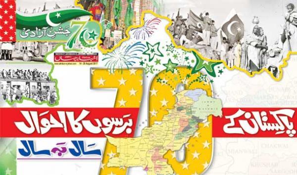 Pakistan Ke 70 Part 1