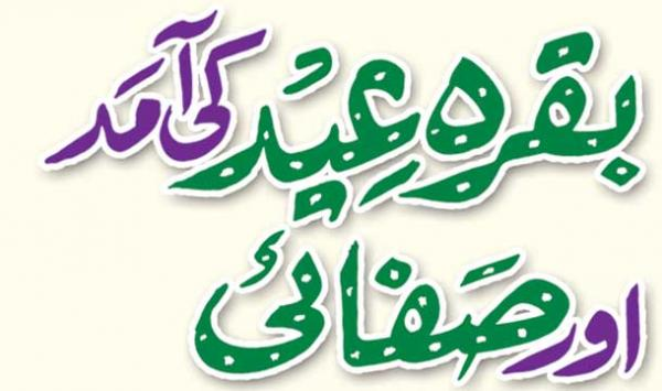 Bakar Eid Ki Amad