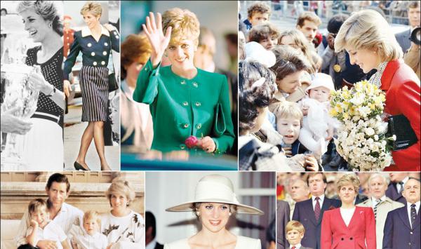 Princess Diana Bodyguard Hisa Two