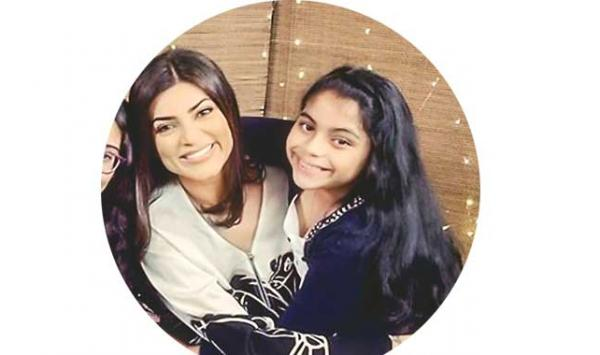 It Was Wise To Be A Mother Sushmita Sen