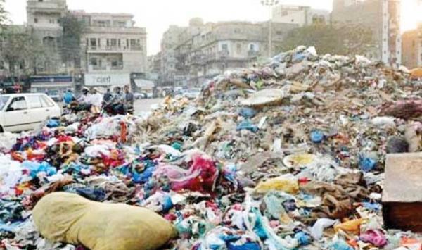 Karachis Three Shared Parties