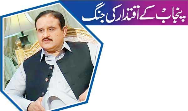 Punjabs Power Struggle